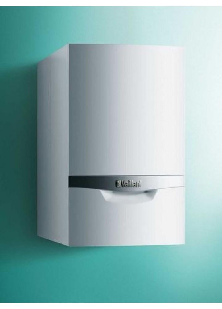 Caldaia Vaillant Ecotec Plus A Condensazione Vmi 346/5-5 Con Bollitore Completa Di Kit Fumi - New Erp Gpl