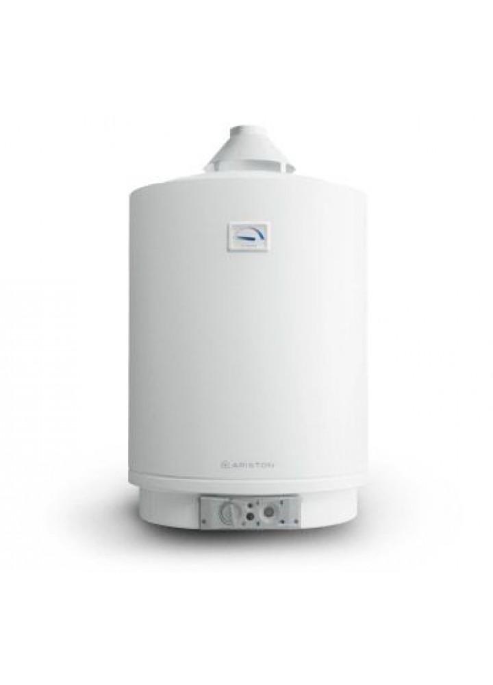 Scaldabagno A Gas Ad Accumulo Ariston Ca-E 80 Eu Metano - New Erp
