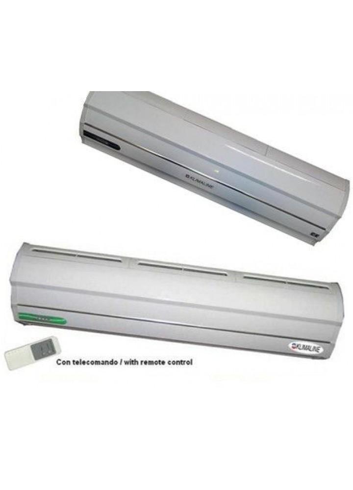 Barriera D'aria Centrifuga 150 Cm Klimaline Mod. D150 Con Telecomando