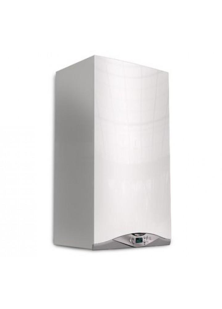Caldaia Ariston Cares Premium 24 Eu A Condensazione Completa Di Kit Scarico Fumi - New Erp