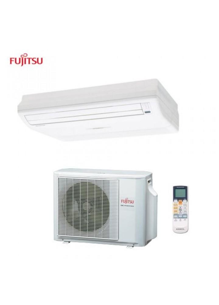 Climatizzatore Condizionatore Fujitsu Split Pavimento/Soffitto Inverter Serie Lv Abyg18lvtb A++ 18000 Btu