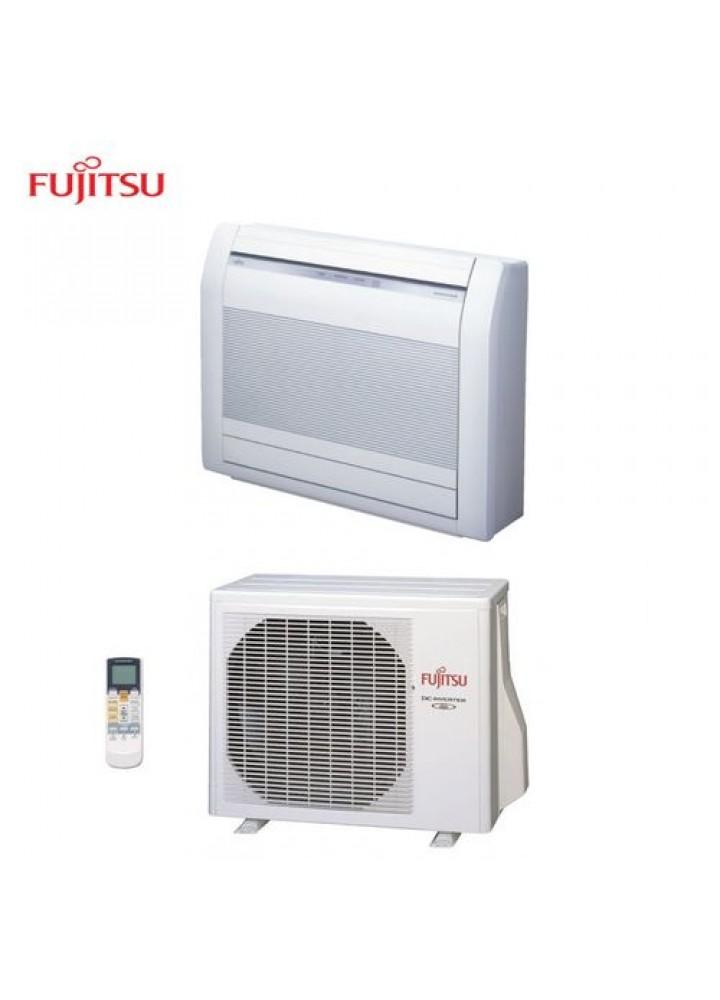 Climatizzatore Condizionatore Fujitsu Split Pavimento Inverter Serie Lv Agyg14lvca A++ 14000 Btu