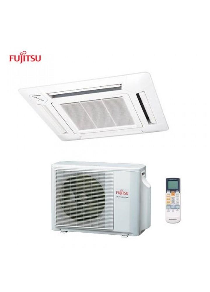 Climatizzatore Condizionatore Fujitsu Split Cassetta Inverter Serie Lv Auyg18lvlb A++ 18000 Btu