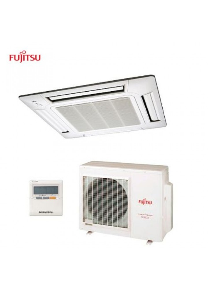 Climatizzatore Condizionatore Fujitsu Split Cassetta Inverter Serie Lr Auyg36lrle A++ 36000 Btu