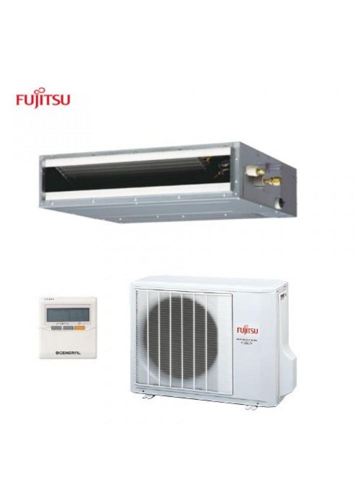 Climatizzatore Condizionatore Fujitsu Split Canalizzabile Inverter Serie Ll Aryg14lltb A+ 14000 Btu