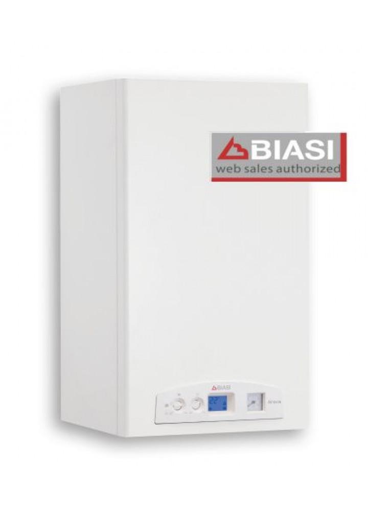 Caldaia Biasi Alnovia 35s A Condensazione Completa Di Kit Fumi Metano O Gpl - New Erp