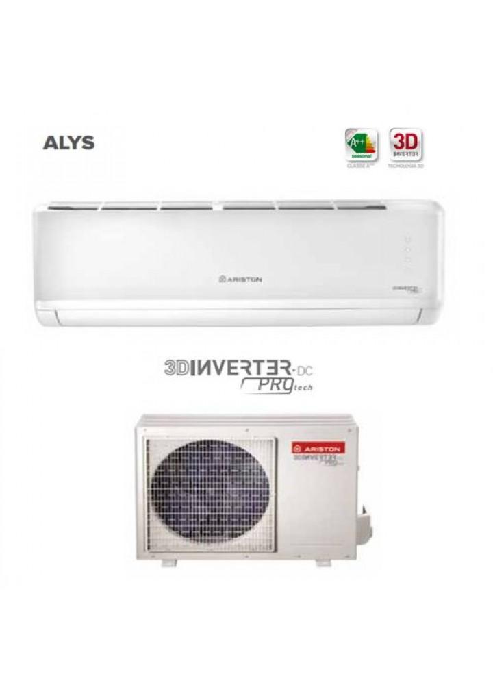 Climatizzatore Condizionatore Ariston 3d Inverter Alys 50 Mc8 A++ 18000 Btu