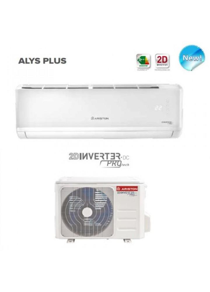 Climatizzatore Condizionatore Ariston 2d Inverter Alys Plus 25 Mud0 A++ 9000 Btu
