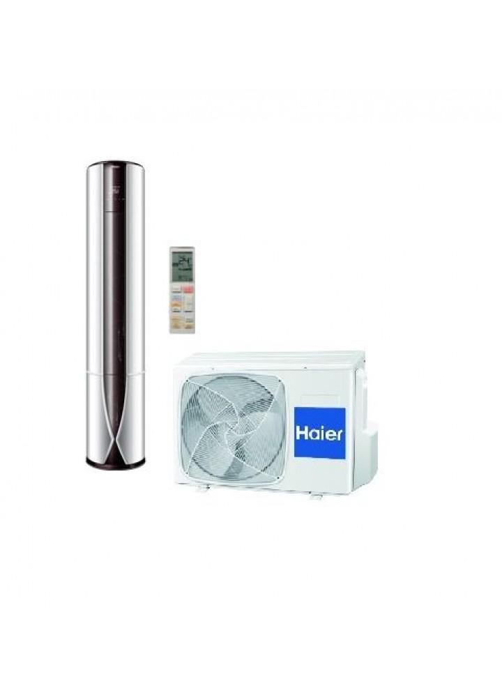Climatizzatore Condizionatore Inverter Haier Colonna Ap24df1hra 24000 Btu Wi-Fi Classe A++