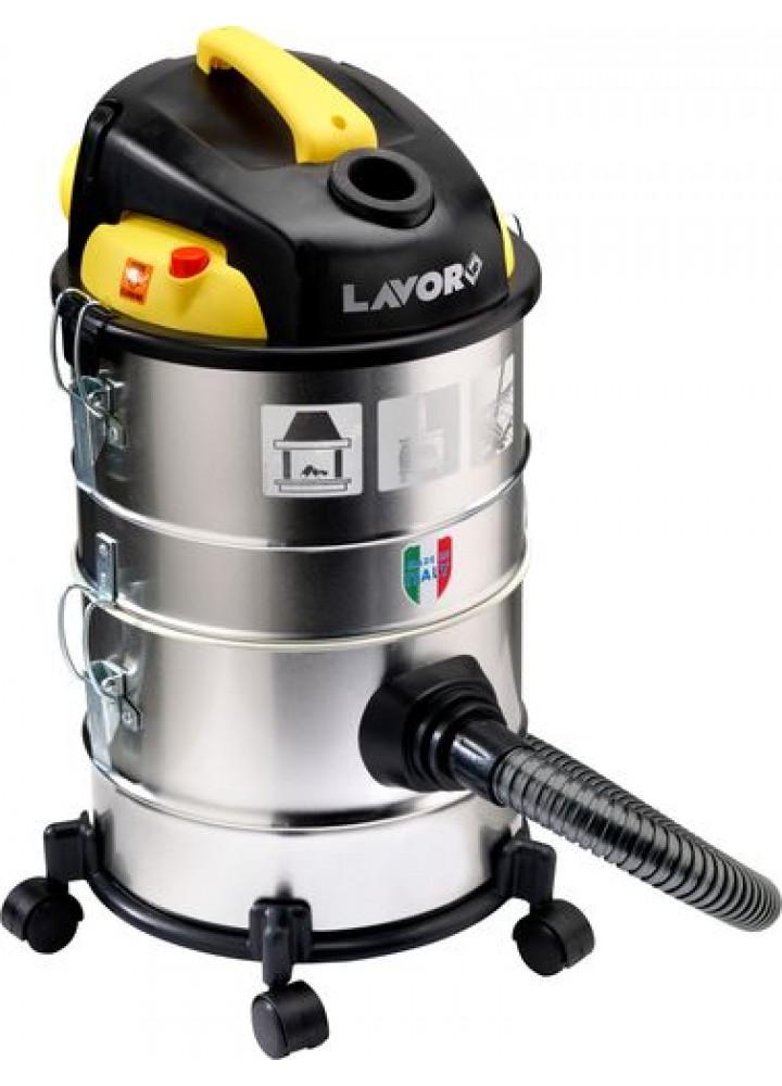 Bidone Aspiracenere Aspirapolvere Lavor Mod. Ashley Kombo 4 In 1 Con Motore Silenziato 1000 W