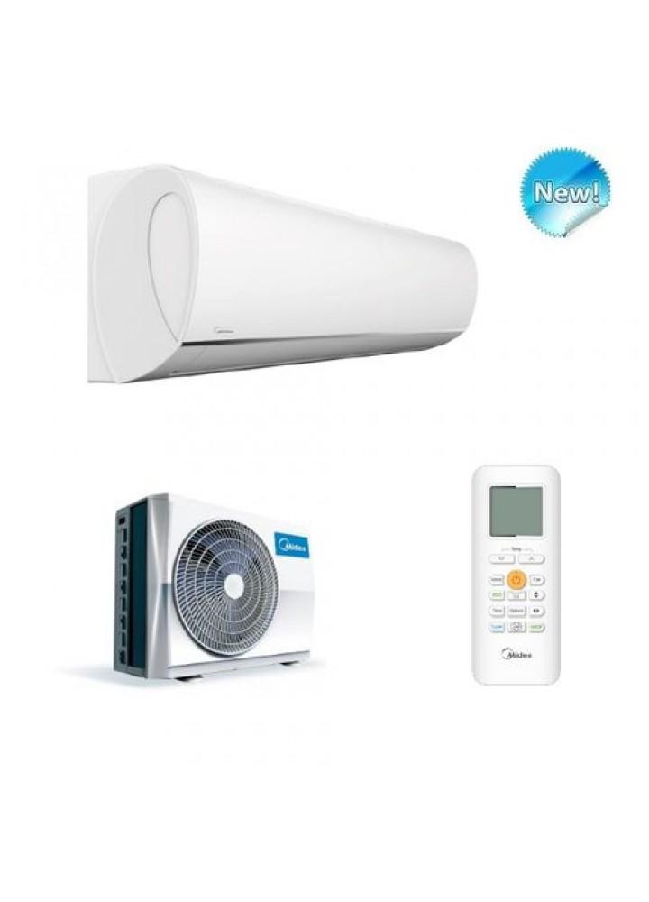 Climatizzatore Condizionatore Inverter Midea Monosplit A Parete Serie Blanc-53 Classe A++ 18000 Btu - New