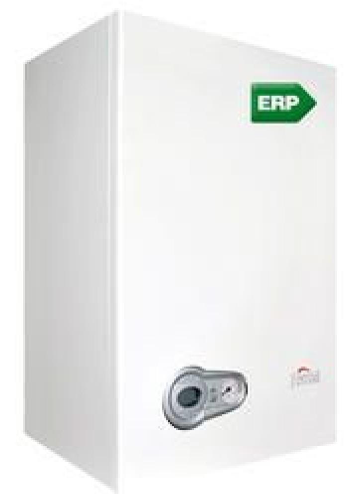 Caldaia Ferroli Bluehelix Pro 32c A Condensazione Gpl O Metano Completa Di Kit Per Scarico Fumi - New Erp