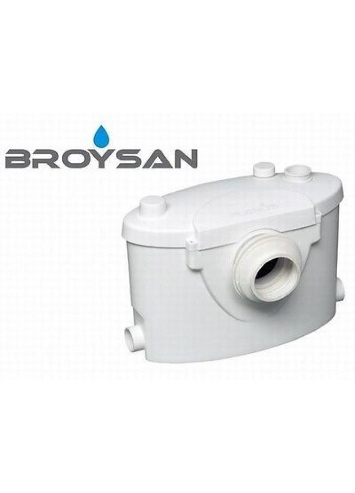 Trituratore Marca Planus Modello: Broysan