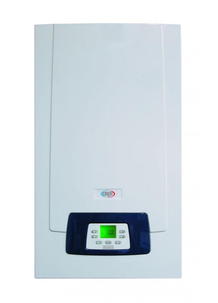 Caldaia Argo Condensy Smart Plus 24 Kw A Condensazione Completa Di Kit Fumi - New Erp