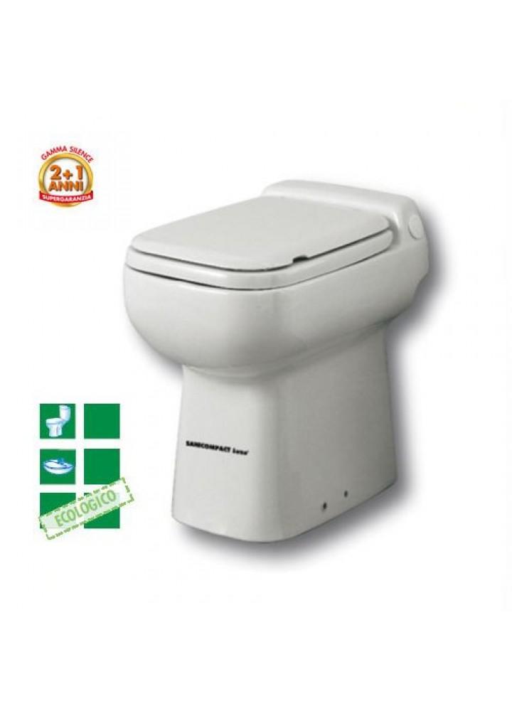 Wc Con Trituratore Incorporato Marca Sfa Sanitrit Modello: Sanicompact Luxe