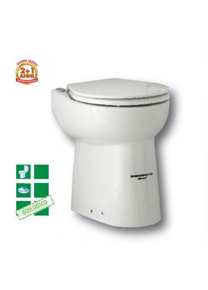 Wc Con Trituratore Incorporato Marca Sfa Sanitrit Modello: Sanicompact 43