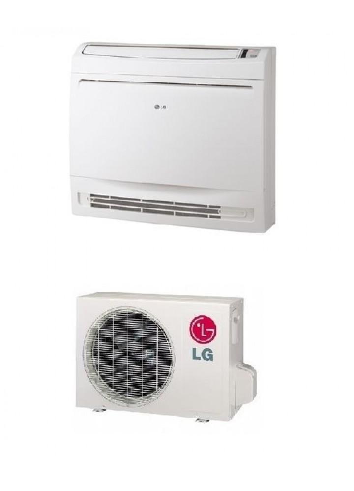 Climatizzatore Condizionatore Lg Console A Pavimento Inverter 18000 Btu Wifi Cod. Cq18