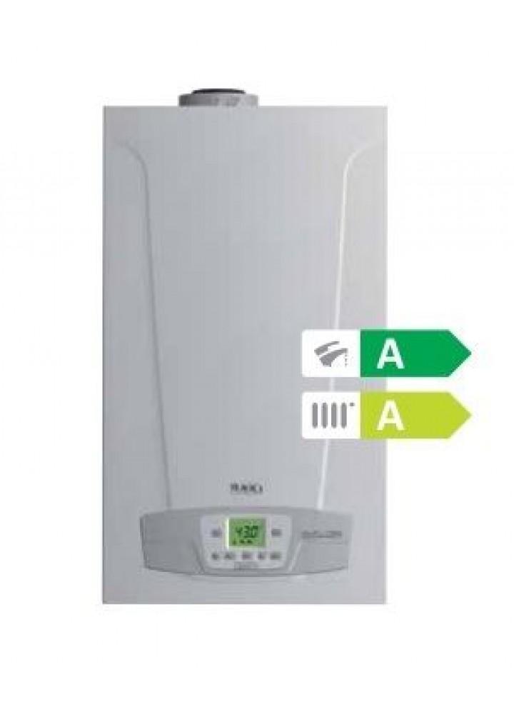 Caldaia Baxi Duo-Tec Compact+ 28 Ht Ga A Condensazione Completa Di Kit Scarico Fumi - New Erp