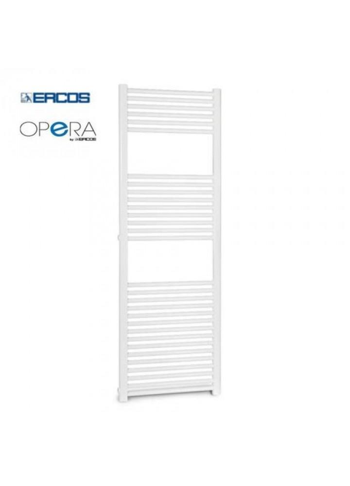 Termoarredo Scaldasalviette Ercos Opera Bianco Dritto 28 Modelli Disponibili