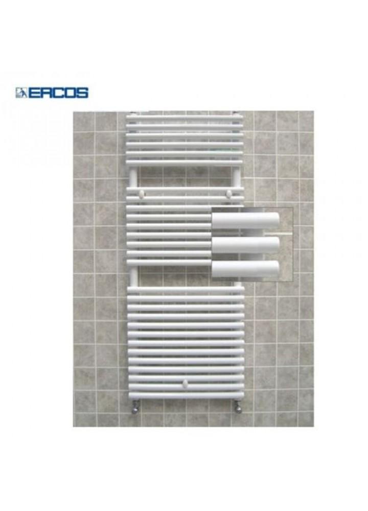 Termoarredo Scaldasalviette Ercos Design Pop Bianco 10 Modelli Disponibili