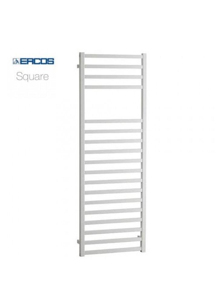 Termoarredo Scaldasalviette Ercos Square Bianco 7 Modelli Disponibili