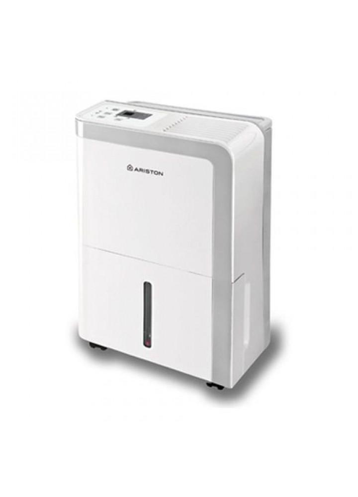 Ariston - Deos 20 Deumidificatore 20 Litri / 24 Ore Capacità Tanica 3 Litri Potenza 390 Watt